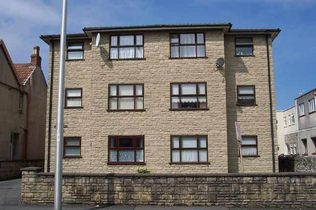 Thumbnail Flat to rent in Ashcombe Road, Weston-Super-Mare