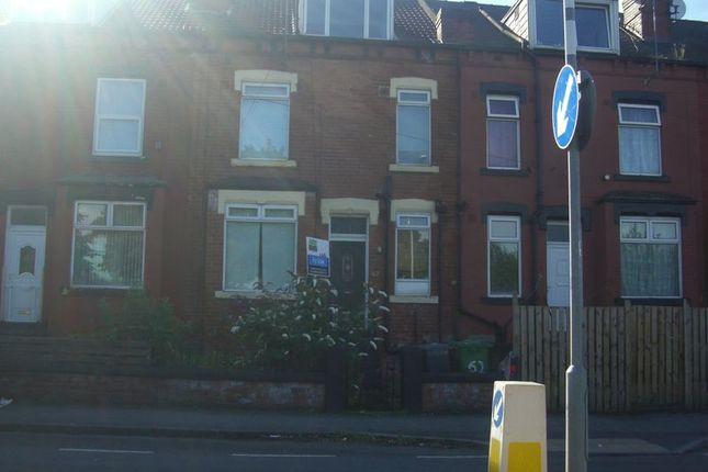 Thumbnail Terraced house to rent in Compton Road, Leeds