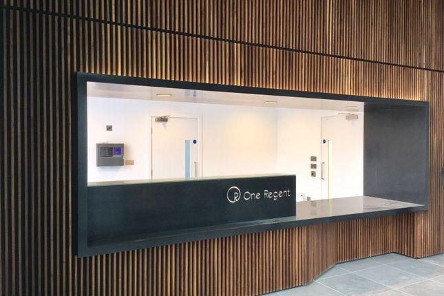 1 bed flat to rent in One Regent, 1 Regent Road, Manchester