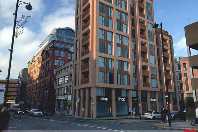 Thumbnail Retail premises for sale in Units A, B & C, Red Lion Street, Northern Quarter, Manchester, Greater Manchester