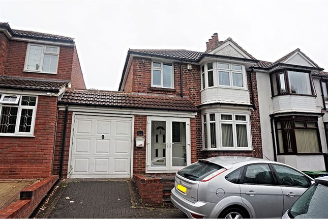 Thumbnail Semi-detached house for sale in Victoria Road, Oldbury