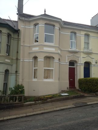 Thumbnail Property to rent in Beatrice Avenue, Greenbank, Plymouth