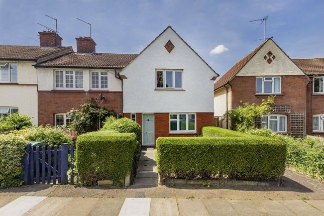 Thumbnail Terraced house to rent in Steeds Road, London