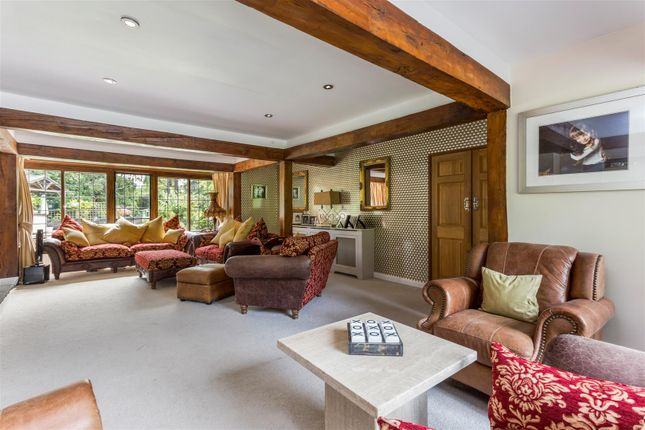 Drawing Room of The Warren, Kingswood, Tadworth KT20