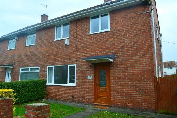 2 bed semi-detached house to rent in Ridgeway, Gateshead
