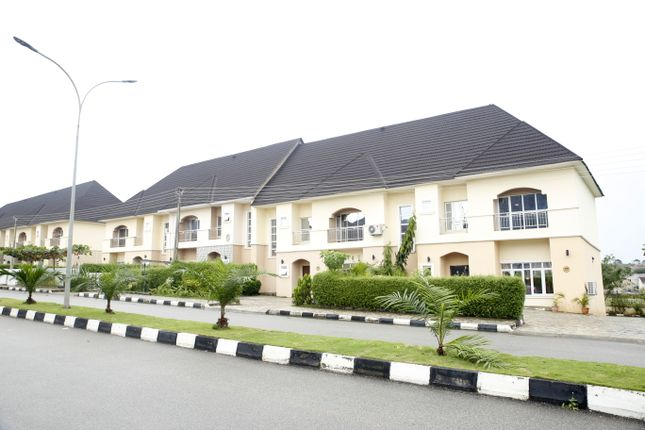 Thumbnail Terraced house for sale in 03B, Airport Road Abuja, Nigeria