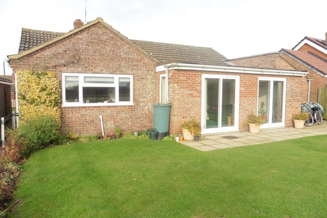 Thumbnail Detached bungalow for sale in Litcham Road, Mileham