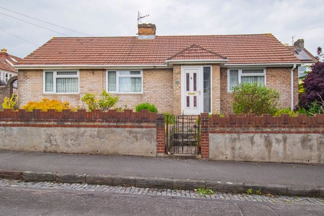 Thumbnail Bungalow for sale in Queens Road, St. George, Bristol