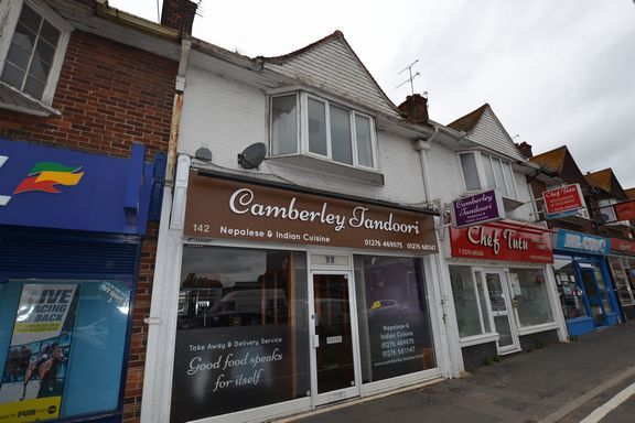 Thumbnail Flat to rent in York Terrace Lane, Frimley Road, Camberley