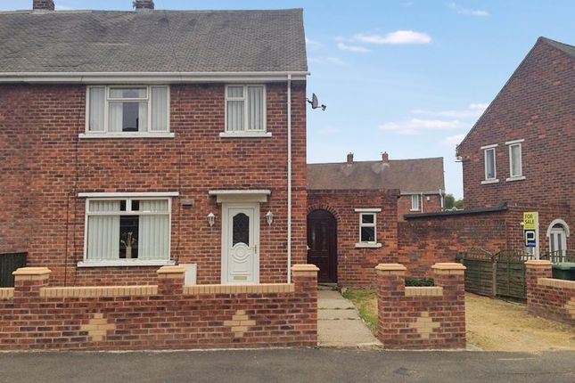Thumbnail Semi-detached house for sale in Sheriffs Moor Avenue, Easington Lane, Houghton Le Spring
