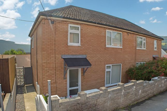 3 bed semi-detached house for sale in Cefn Coed Road, Cwmavon, Port Talbot, Neath Port Talbot. SA12