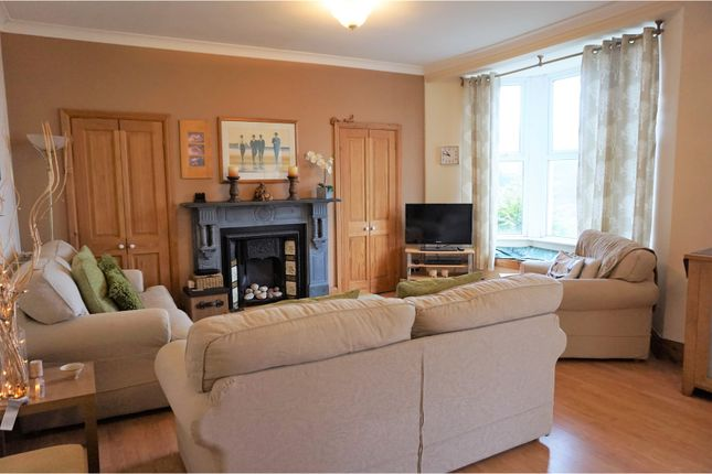 Thumbnail Semi-detached house for sale in Tyfica Road, Pontypridd