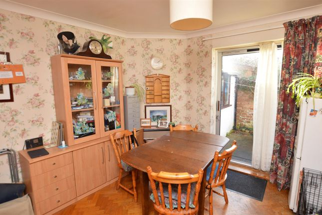 Dining Room of Highfield Park, Abergele, Conwy LL22