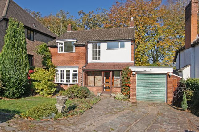 Thumbnail Detached house for sale in Cherry Hill Avenue, Barnt Green
