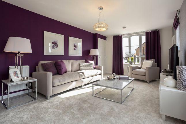 "Thumbnail Detached house for sale in ""Craigston"" at Abbey Road, Elderslie, Johnstone"