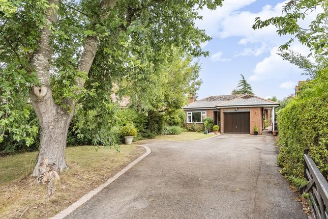 Thumbnail Detached bungalow for sale in Oxford Road, Dorchester-On-Thames, Wallingford