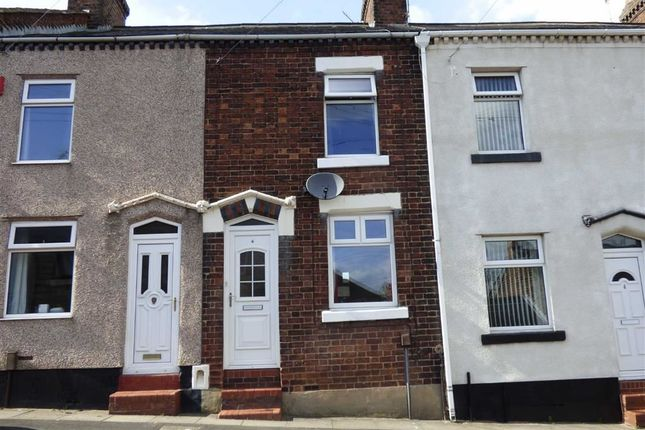 Thumbnail Terraced house for sale in Cope Street, Milton, Stoke-On-Trent