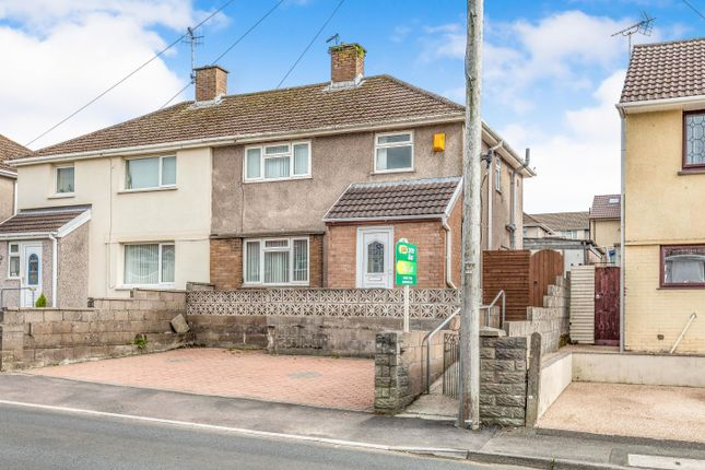 Thumbnail Property to rent in Ffordd Y Mynach, Pyle, Bridgend