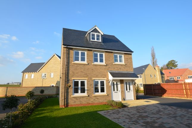 Thumbnail Maisonette for sale in Mill Lane, Westbury, Brackley