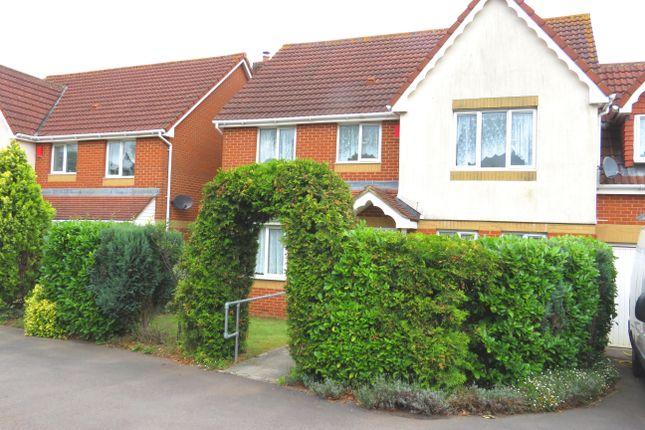 Thumbnail Semi-detached house to rent in Pomphrey Hill, Mangotsfield, Bristol