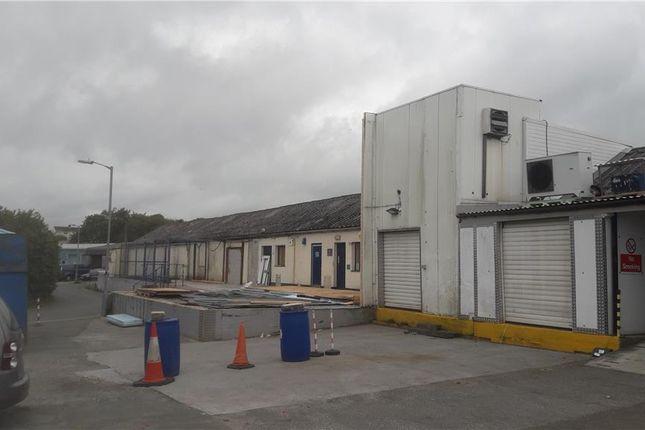 Industrial to let in Paardeberg Road, Walker Lines Industrial Estate, Bodmin, Cornwall