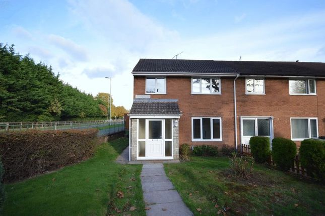 Thumbnail Terraced house to rent in Fetty Place, Two Locks, Cwmbran