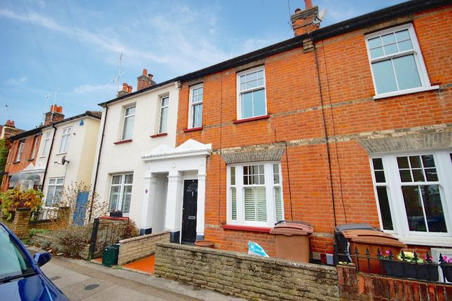 Thumbnail Terraced house for sale in Manor Road, Old Moulsham, Chelmsford