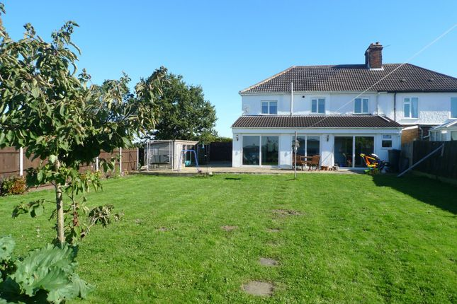 Thumbnail Property for sale in Cantley Road, South Burlingham