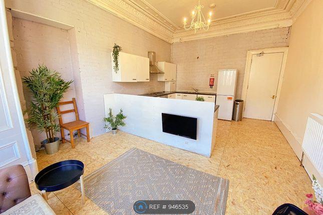 3 bed flat to rent in Garthland Drive, Dennistoun, Glasgow G31