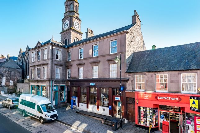 Thumbnail Flat for sale in East High Street, Forfar, Angus