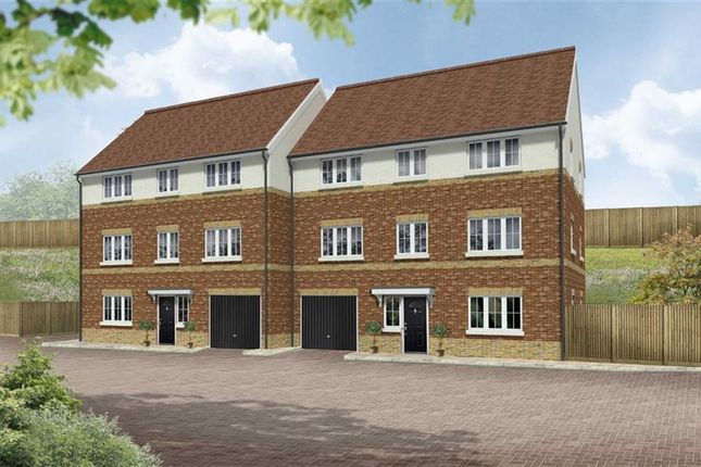 Thumbnail Town house for sale in Beaver Road, Maidstone, Kent