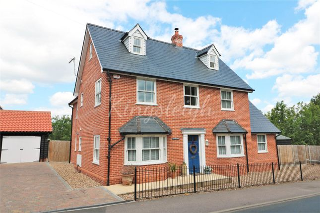 Thumbnail Detached house for sale in New Road, Mistley, Manningtree, Essex