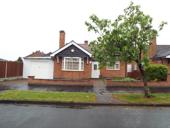 Thumbnail Bungalow for sale in Triumph Road, Glenfield, Leicester, Leicestershire