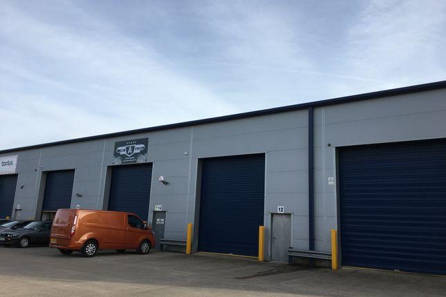 Thumbnail Industrial to let in Unit 12, Wentloog Buildings, Rumney, Cardiff