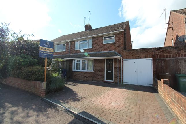 Thumbnail Semi-detached house for sale in Stansby Crescent, Gloucester