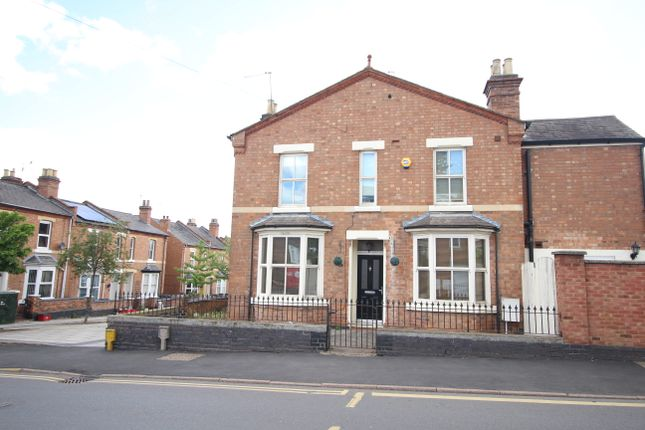 Thumbnail End terrace house for sale in Brunswick Street, Leamington Spa