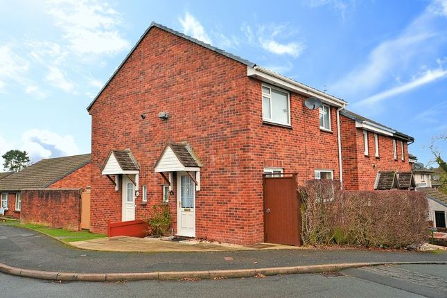 Thumbnail Terraced house for sale in Haytor Avenue, Paignton