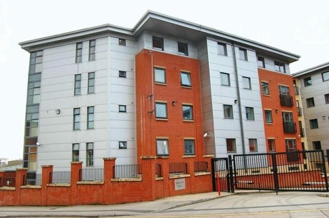 Thumbnail Flat for sale in Leighton Street, Preston, Lancashire