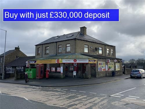 Thumbnail Retail premises for sale in Blackmoorfoot Road, Crosland Moor, Huddersfield