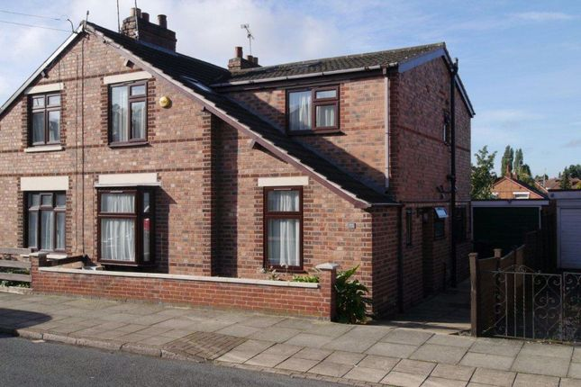 Thumbnail Semi-detached house to rent in Dunster Street, Leicester