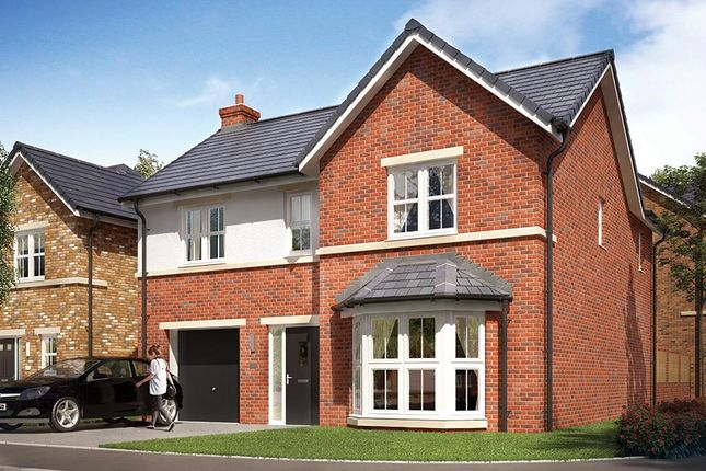 "Thumbnail Detached house for sale in ""The Norbury"" at Elms Way, Yarm"