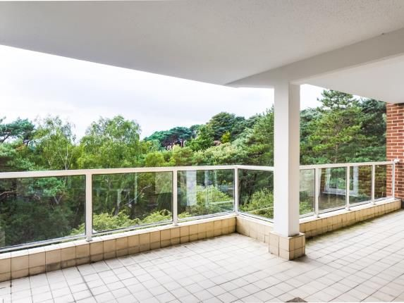 Terrace of Canford Cliffs, Poole, Dorset BH13