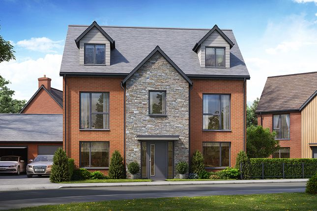 Thumbnail Detached house for sale in The Clyst, Topsham, Exeter