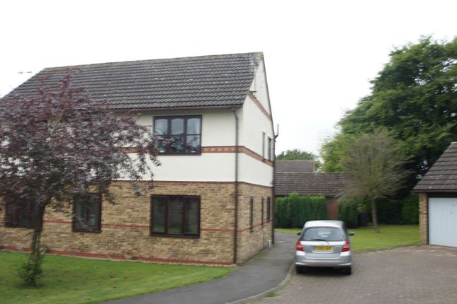 Thumbnail Flat for sale in Pinewood Drive, Markfield