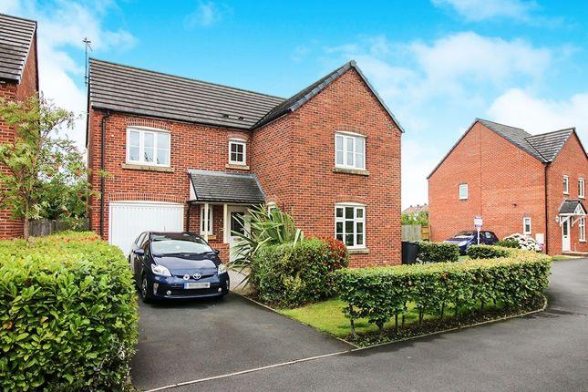 Thumbnail Detached house for sale in Douglas Avenue, Wesham, Preston