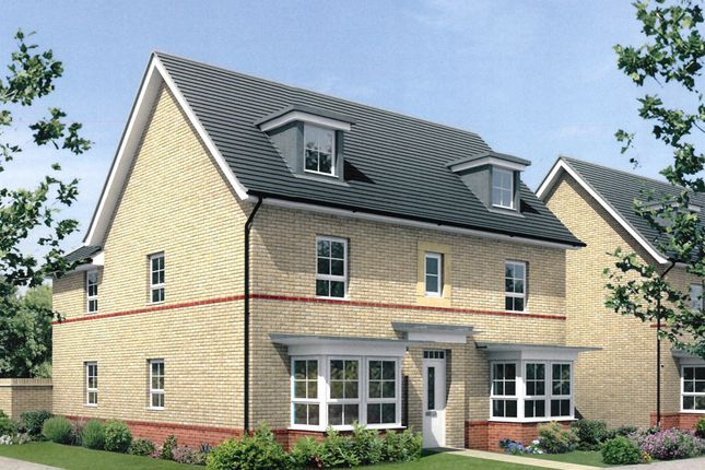 Thumbnail Detached house for sale in Warkton Lane, Barton Seagrave, Kettering