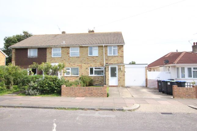 Thumbnail Property to rent in Bellview Road, Worthing