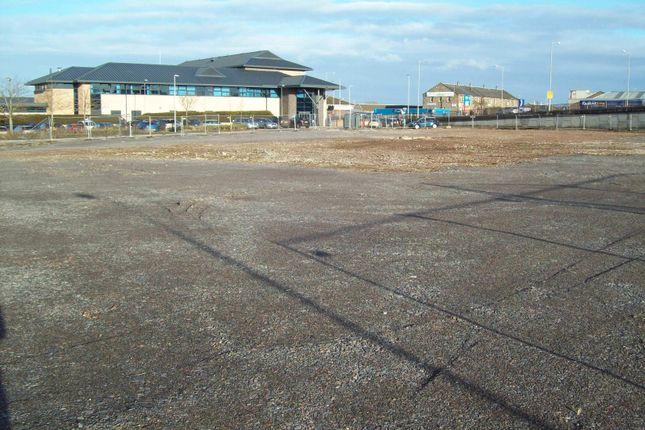 Thumbnail Land to let in Development Site, Burnett Road, Inverness