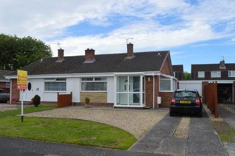 2 bed semi-detached bungalow for sale in Cormorant Close, Worle, Weston-Super-Mare