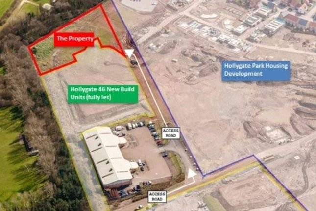 Thumbnail Light industrial for sale in Hollygate 46, Land At Tulip Close, Cotgrave